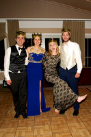 Princess, Prince, King & Queen